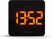 SPACE HOTEL® Orbatron Digital Alarm Clock with