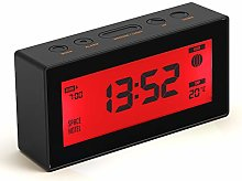 SPACE HOTEL® Robot 10 Designer Digital Alarm