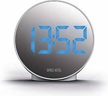 SPACE HOTEL® Spherotron Digital Alarm Clock with