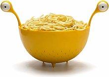 Spaghetti Colander Creative Cute Strainer, Kitchen