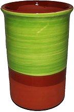 Spanish Style Ceramic Wine Cooler (Pistachio)