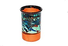 Spanish Style Ceramic Wine Cooler (Waters Green)