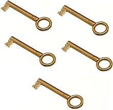 Spare Key for Wardrobe Cabinet Door Cupboard Lock
