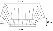 sparefixd Chest Freezer Wire Basket to fit Proline