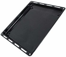 sparefixd Cooker Enamel Grill Pan Drip Tray Oven