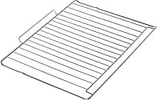 sparefixd for Hotpoint Cooker Oven Grill Shelf