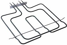 sparefixd Grill Element Top Upper to Fit Whirlpool