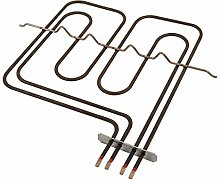 sparefixd Grill Heating Element to Fit Hotpoint