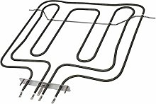 sparefixd Oven Top Upper Grill Heater Element for