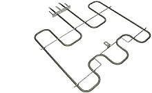 sparefixd Top Grill Heater Element 2200w for