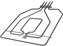 sparefixd Top Grill Upper Element 2000w to Fit