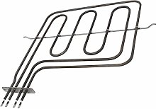 sparefixd Top Oven Dual Grill Element 2600w to Fit