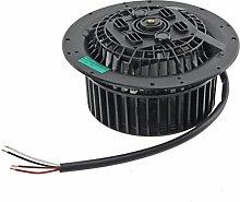 SPARES2GO 135W Motor + Fan Unit for Diplomat