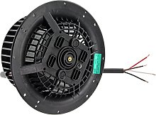 SPARES2GO 135W Motor + Fan Unit for ZANUSSI Cooker