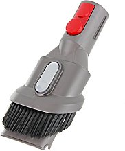 SPARES2GO 2in1 Combination Brush Tool for Dyson V8