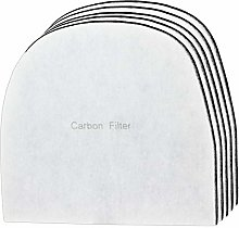 Spares2go Carbon Filter compatible with Ebac 2000