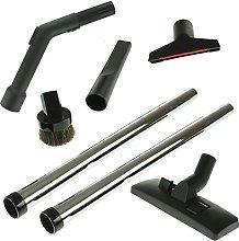 SPARES2GO Chrome Extension Rod & Handle Tool Kit