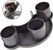 SPARES2GO Clip On Tool Holder for Miele S6210,