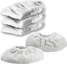 Spares2go Cotton Terry Cloth Cover Pads for