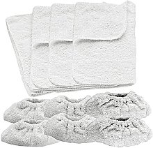 Spares2go Cotton Terry Cloth Covers & Pads for