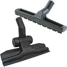 SPARES2GO Deluxe Wheeled & Slim Hard Brush Tool