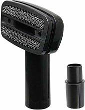SPARES2GO Dog Grooming Brush Pet Hair Tool for