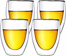 SPARES2GO Double Walled Thermal Whiskey Malt
