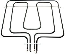 Spares2go Dual Grill Element for Diplomat Oven