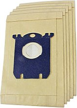 Spares2go Dust Bags Compatible with Philips Vacuum