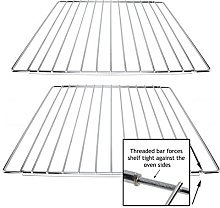 Spares2go Extendable Adjustable Width Grill Shelf