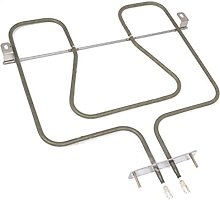 Spares2go Grill Element for Moffat MSF610 MFS611