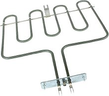 Spares2go Grill Heater Element for Belling