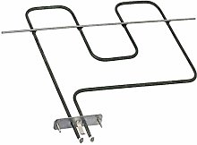 SPARES2GO Grill Heating Element Compatible with