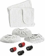 Spares2go Hand Tool Terry Cloth Pads Covers + 4