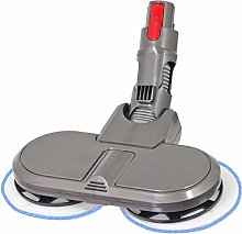 SPARES2GO Hard Floor Surface Polisher Scrubbing