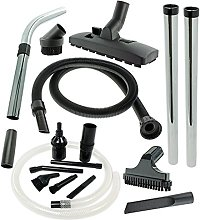 SPARES2GO Hoover Hose Rods & Mini Tools Kit for