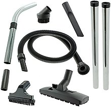 Spares2go Hoover Hose Tool Brush Kit for Numatic