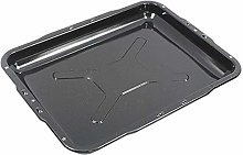 SPARES2GO Large Grill Pan Drip Tray for Stoves