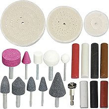 SPARES2GO Metal Cleaning Grinding Polishing