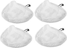 SPARES2GO Microfibre Cloth Cover Pads for Pifco