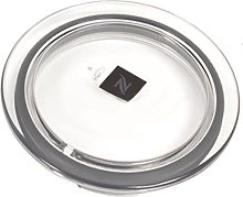 SPARES2GO Milk Frother Lid with Seal for Nespresso
