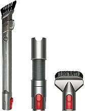 SPARES2GO Quick Release Car Cleaning Kit for Dyson