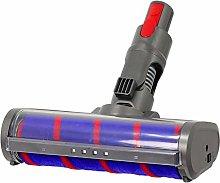 SPARES2GO Soft Roller Brush Head Floor Tool for