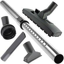 SPARES2GO Telescopic Extension Rod Mini Brush Tool