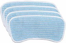SPARES2GO Type AC25 Textile Pads for Hoover Steam