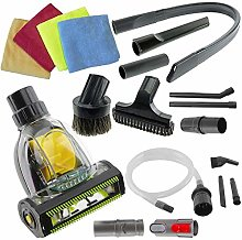 SPARES2GO Valet Kit Car Detailing Complete Micro