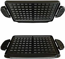 SPARES2GO Waffle Plates for George Foreman Evolve