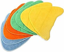 SPARES2GO Washable Cover Pads for VAX S3 S3S S3S+