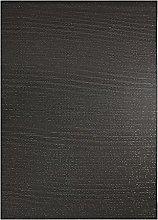 Sparkle Rug, 160 cm x 230 cm, Black