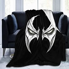 Spawn Throw Blankets Microfiber Fleece Bedding